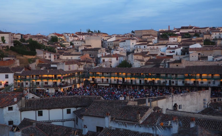 Chinchon. Plaza Mayor Medium