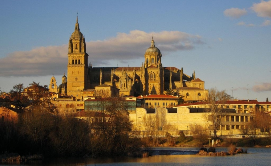 Catedral De Salamanca Medium