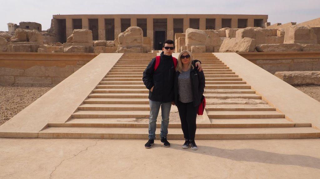 Templo funerario Seti I Abydos