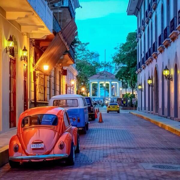 ciudad de panama noche