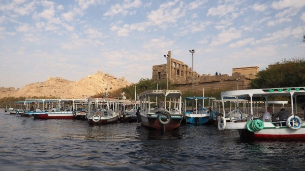 Templo de Philae. Aswan